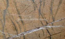 Rain forest gold grey marble and stone 2