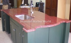 lakkal red granite