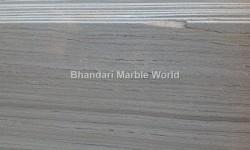 Antique finish tobacco black marble